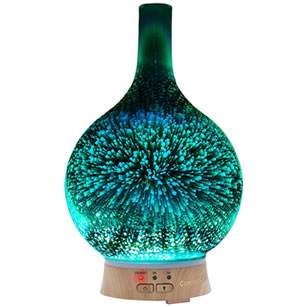 fireworks 100ml essential oil diffuser