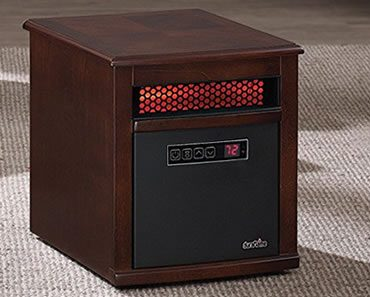 best rated infrared heaters
