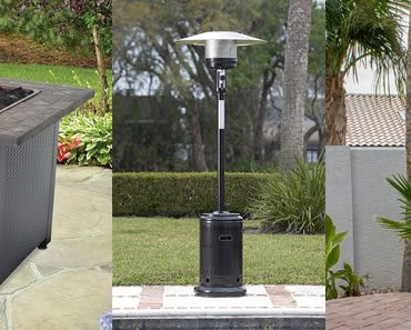 best outdoor propane heater