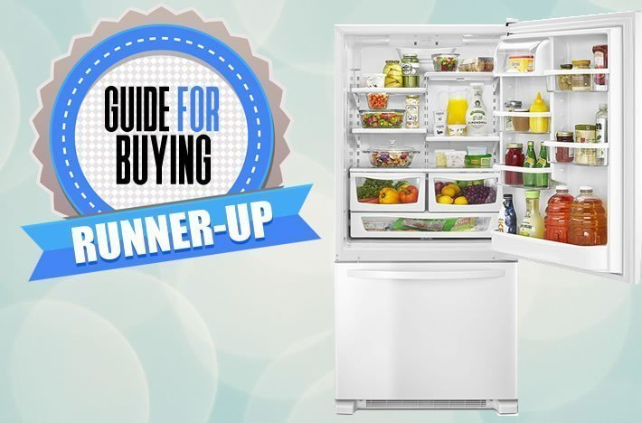 Kenmore 22 cu. ft. Wide Bottom Freezer Refrigerator