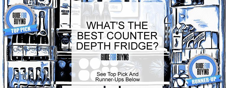 best counter depth fridge