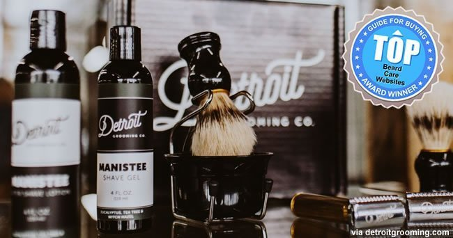 Detroit Grooming beard care