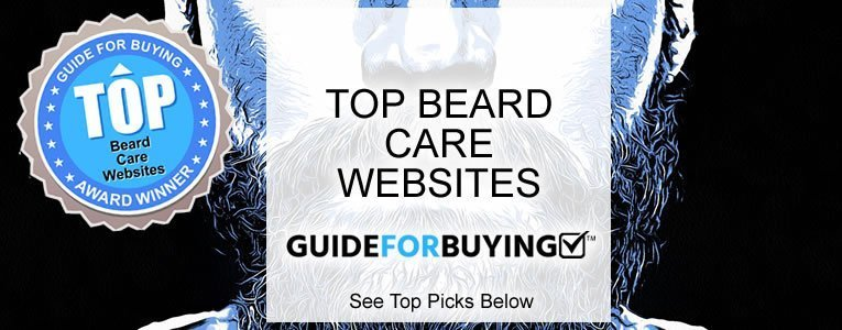 beard care products