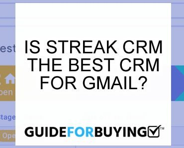 Streak CRM review