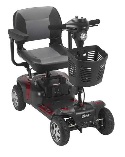 Drive Medical Phoenix Heavy-Duty 4-Wheel Scooter