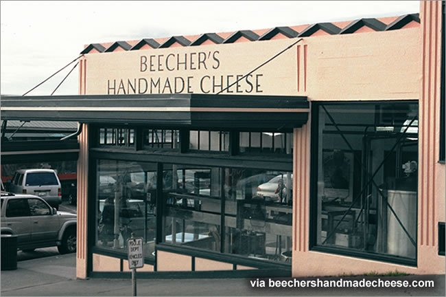 history of beecher's