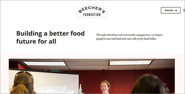 Beecher's Foundation