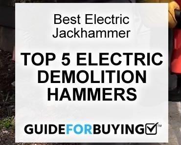 top 5 demo hammers