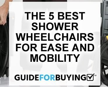 5 best shower chairs