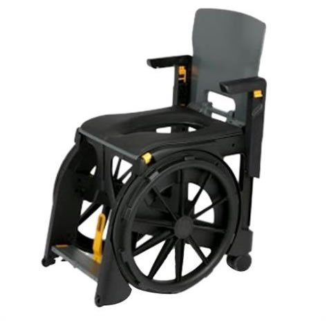 WheelAble Commode Chair