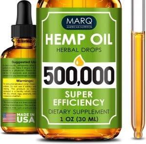 Hemp Oil Herbal Drops