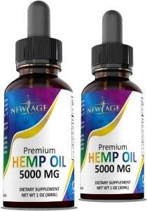 Premium Hemp Oil